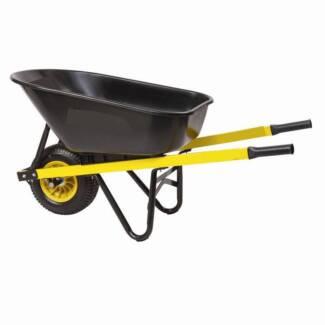 100L Builders Wheelbarrow
