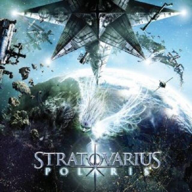 Stratovarius(CD Album)Polaris-Armoury-ARM 25031-2-2009-New