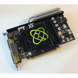 512MB XFX 7950GT Fanless PCI-E Graphics Card