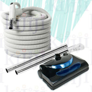 Central Vacuum 30 or 35 ft Deluxe Electric Kit