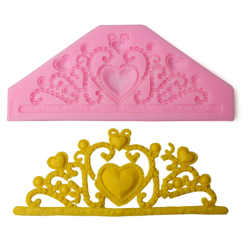 how to use silicone molds for cake decorating
