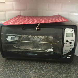 Black Toaster Oven for Sale