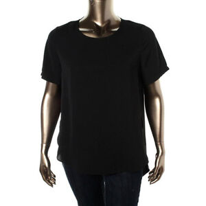 CLEANING MY CLOSET - BRAND NEW BLACK HIGH LOW XL TOP Kitchener / Waterloo Kitchener Area image 1