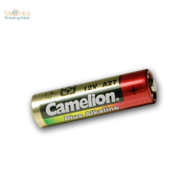 Camelion Battery 12 Volt A27 27A LR27A MN27 L828 12V