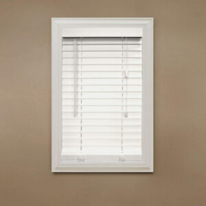 """Blinds for sale. 21.5""""X48"""". White 2"""". Brand new, still in box!"""
