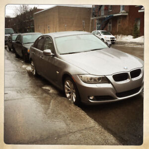 2011 BMW 3-Series Executive Edition Berline