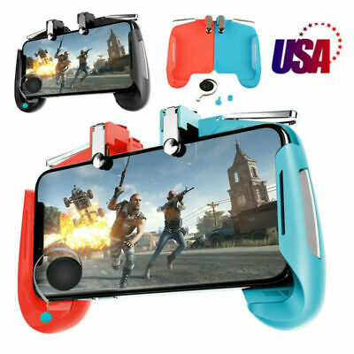 Game Controller Gamepad Joystick Shooter Trigger Fire for PUBG iPhone Android
