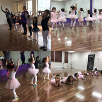 HIRING BALLET TEACHERS & HIP HOP TEACHERS FOR CHILDREN (WEST ISL