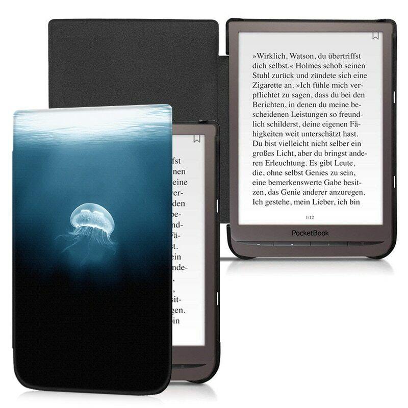 Magnetic Smart Cover Case For 7.8'' Pocketbook 740 InkPad 3