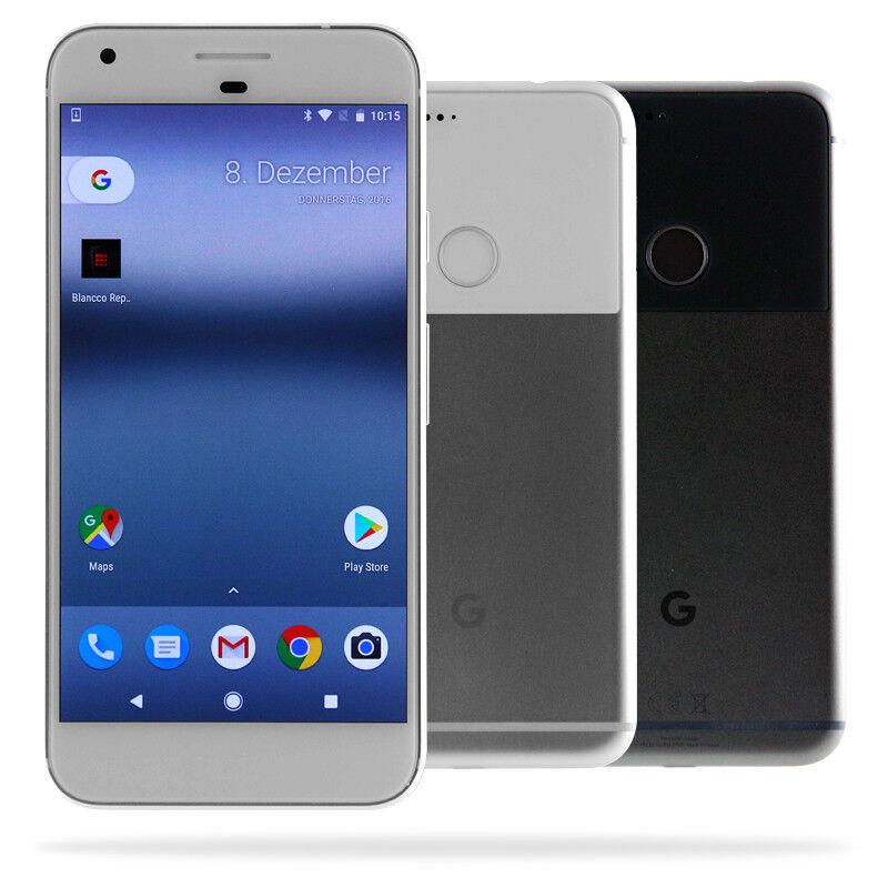 Google Pixel XL / 32GB 128GB / schwarz silber / eBay Garantie / Händler DE