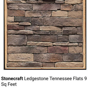 Tennessee Ledger stone for fireplaces
