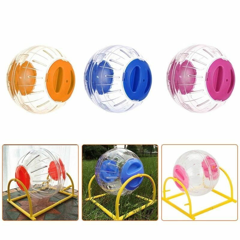 Exercise Large Hamster Ball Gerbil Rat Small Pet Activity Pl