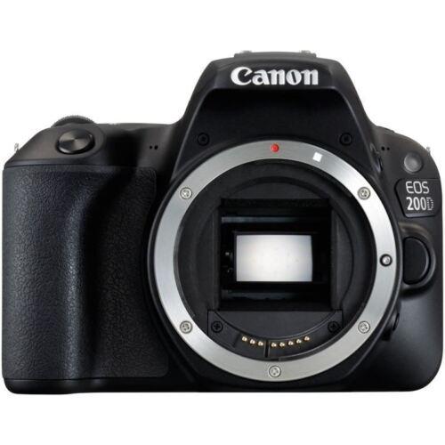 Canon EOS 200D (SL2) DSLR Came...