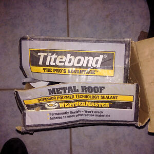 Case of Titebond Metal Roof Sealant
