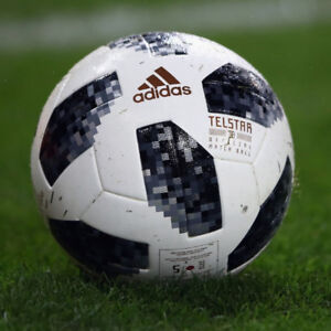 Official Adidas Soccer Matchball 100% Authentic - New Sealed