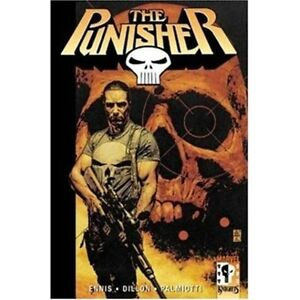 the punisher welcome back, frank