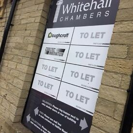Office space to rent. Fully furnished, services, newly refurbished and high specification.