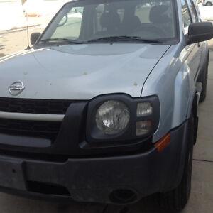 2003 Nissan Xterra SUV, Crossover