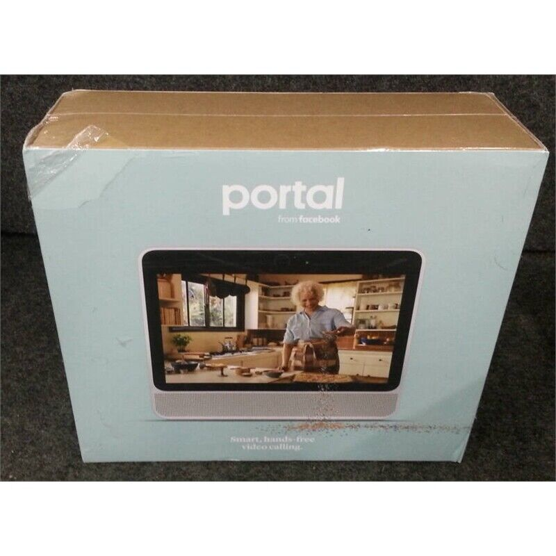 Portal B81AO1WUS from by Facebook. Smart, Hands-Free Video Calling, Gen 1