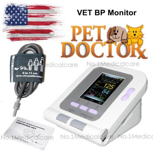 Veterinary Blood Pressure Monitor, digital nibp Electronic Sphygmomanometer, VET