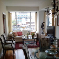 Fully Furnished Yorkville Executive Suite