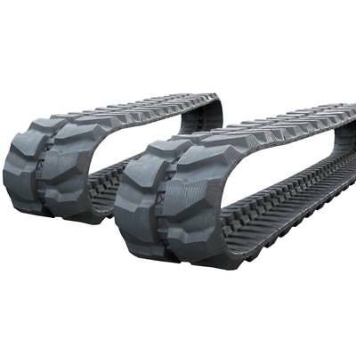 Pair Of Prowler Bobcat E85 Rubber Tracks - 450x81x76 - 18