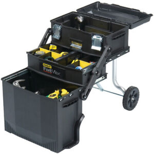 Stanley Fatmax 4 in 1 mobile workstation tool box toolbox