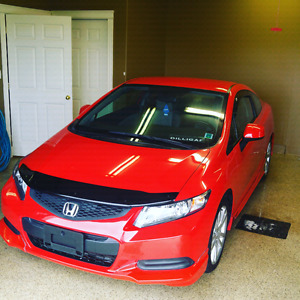 2013 civic HFP