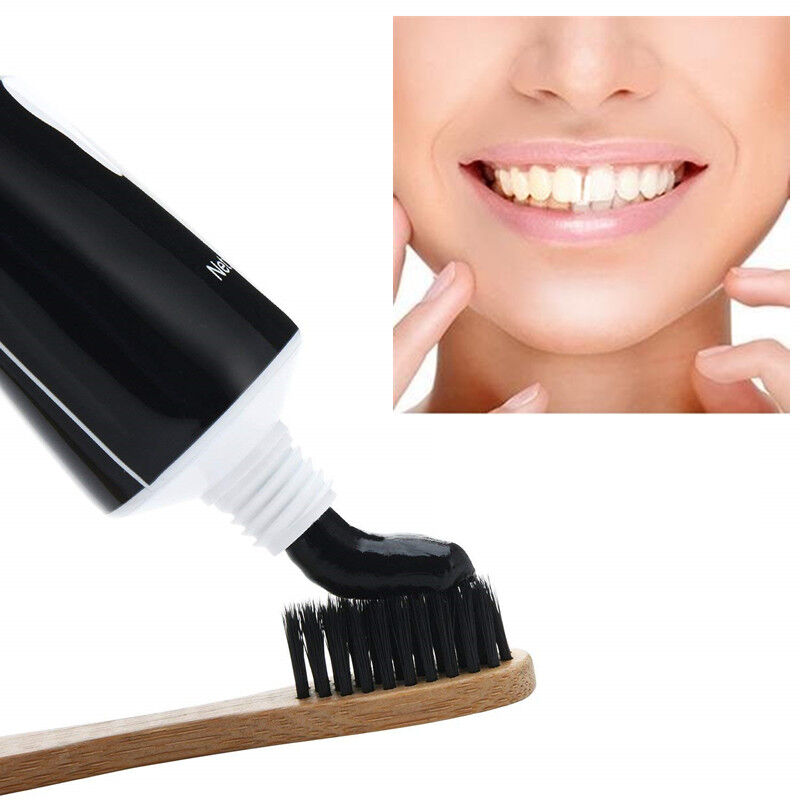 Charcoal Teeth Whitening Charcoal Toothpaste Free Bamboo Too