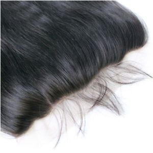 Straight Virgin Brazilian Frontal #NATURAL (8A) FOR SALE!!!
