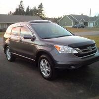 2011 Honda CR-V EX-L w/NAVI & Rear View Cam SUV w/Honda Warranty