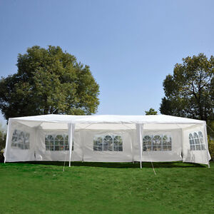 NEW 10X30 & 20X40 PARTY WEDDING EVENT TENTS WHY RENT ?