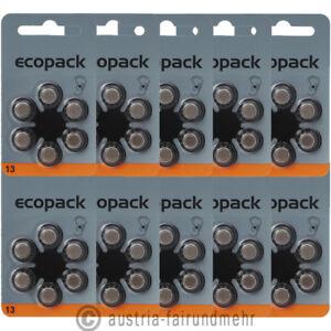 60x-ECO-Pack-VARTA-Hoergeraete-Batterie-V13-PR48-orange