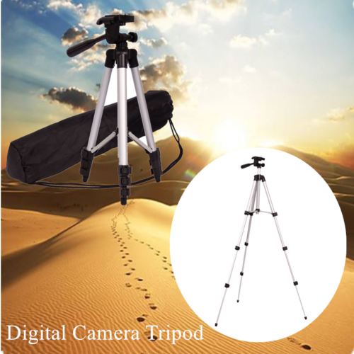 Camera Camcorder Tripod Stand for Canon Nikon Sony Fuji Olym