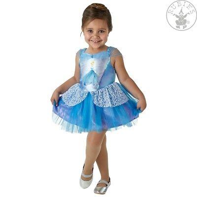 RUB 3640178 Cinderella Ballerina Disney Prinzessin Kinder Kostüm Aschenputtel