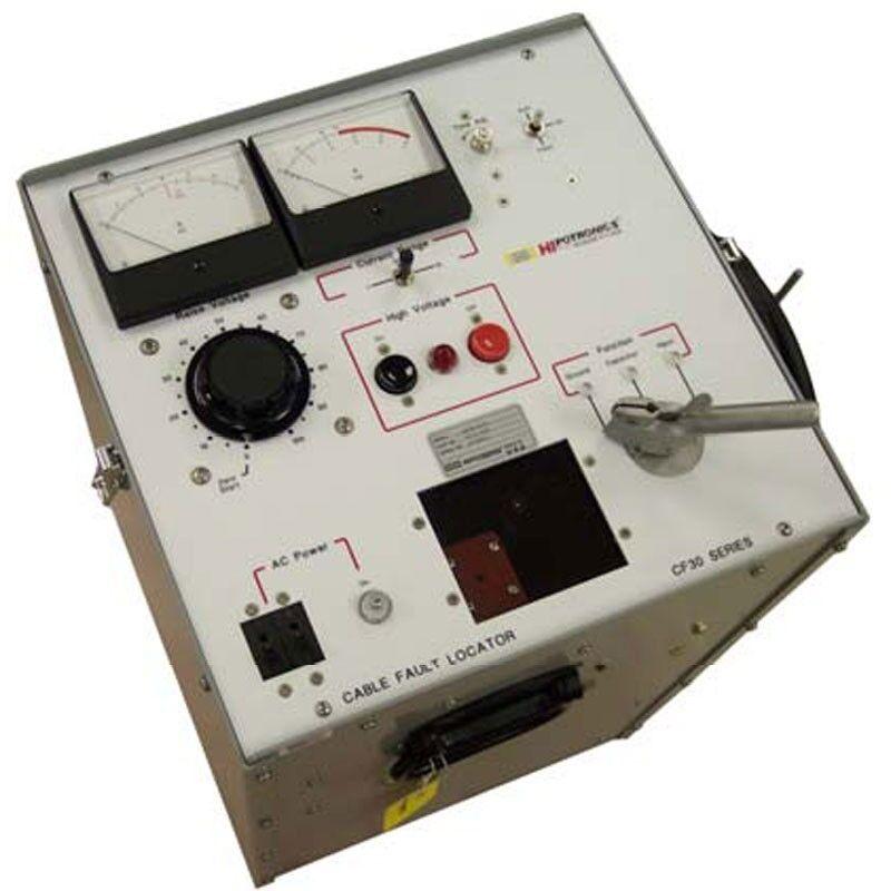 Hipotronics CF30-8 Primary Cable Fault Locator