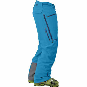 Outdoor Research windproof softshell pants - new, with tags