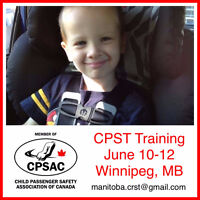 CPST - Car Seat Technician - Course