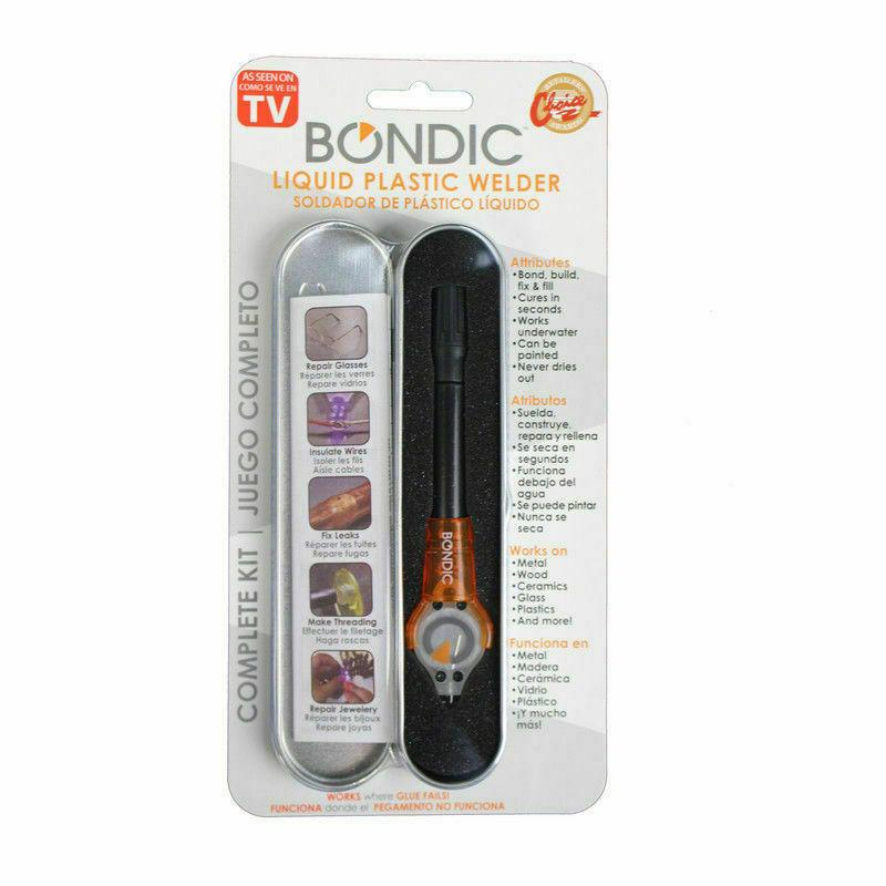 Bondic SK001 4 Gram Liquid Plastic Welder Kit