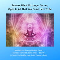 Meditation and Healing Event in Halifax