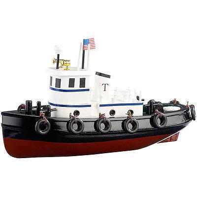 """Playtastic Schiff-Bausatz """"Schlepper"""" aus Holz"""