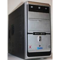 Custom Built Desktop PC AMD Dual Core 2GHz 3GB RAM 160GB HDD DVD