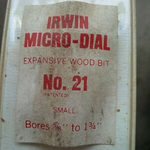 Micro Dial Expansive Wood bit Kitchener / Waterloo Kitchener Area image 4