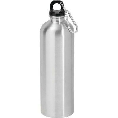 25Oz Stainless Steel Sports Water Bottle   Leak Proof Cap Gym Canteen Tumbler