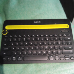 Logtech wireless bluetooth keyboard