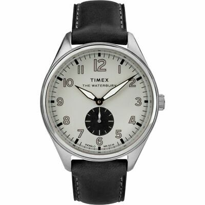 Timex The Waterbury Quartz Movement Grey Dial Men's Watches TW2R88900