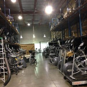 SPIN-BIKE TREADMILL ELLIPTICAL Warehouse LIQUIDATION