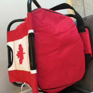 Chair / cooler bag - new