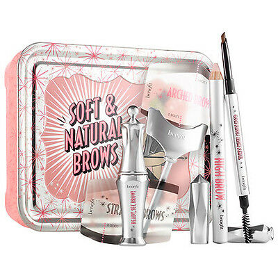 Benefit cosmetics Soft and Natural brow kit 03 medium NIB