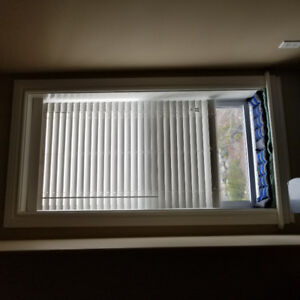 Faux Wood Window Blinds and Patio Blinds